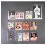 12pc Pre-War Baseball Card Lot