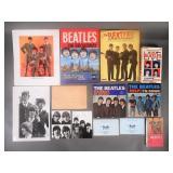 11pc Beatles Memorabilia Lot