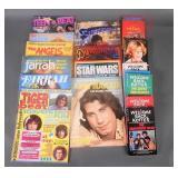 21pc Entertainment Periodicals Lot