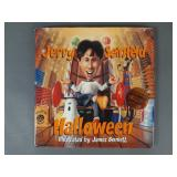 Jerry Seinfeld SIGNED Halloween Book