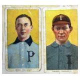 T206 Baseball Cards: Shaw, Hayden