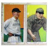 T206 Baseball Cards: Demitt, J.J. Clarke