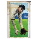 T206 Baseball Cards:Doolin, Blackburne, Birmingham