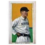 T206 Baseball Cards: Demitt, Oaks