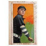 T206 Baseball Card: Davis