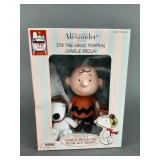 Madame Alexander Charlie Brown Doll in Box