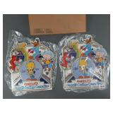 2pc 1982 Looney Tunes Counter Store Displays