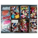 Lrg Lot Vtg Barbie & Fashion Doll Accessories