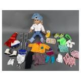 American Girl Doll w/ Clothing & Acc