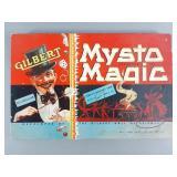 Vtg 1938 Gilbert Mysto Magic Set in Box