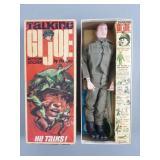 "Vtg 12"" GI Joe Talking Action Soldier in Box"