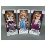3pc Disney Animators Coll Dolls w/ Cinderella