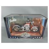 1999 Barbie Harley Davidson Motorcycle NIB