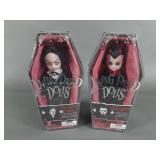 Living Dead Dolls Sadie & Lou Sapphire NIP