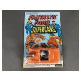 1976 Marvel Fantastic Four Supercar NIP