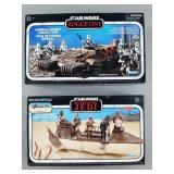 Star Wars Tatooine Skiff & Imperial Tank NIB