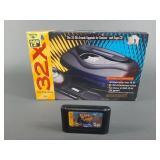 Vtg Sega Genesis 32X EMPTY Box w/ Inserts +
