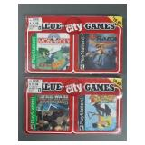 4pc Playstation One SEALED Games in Value Pack