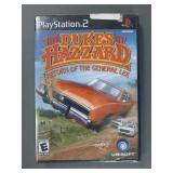 Playstation 2 PS2 Dukes of Hazzard Game SEALED