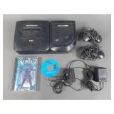 Sega Genesis & CD Consoles w/ Heimdall CIB