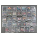 34pc Sega Game Gear Games in Cases