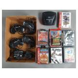 Sega Genesis 3 Console w/ 4 Controllers