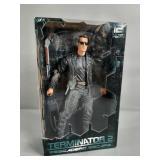 "Neca 12"" Terminator 2 Figure SIGNED by Arnold"
