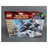 Lego Marvel 6869 Quinjet Aerial Battle NIB