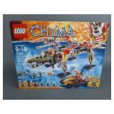 Lego Chima 70227 King Crominus Rescue NIB