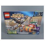 Lego DC 76013 Batman Joker Steam Roller NIB
