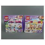 Lego Friends Bakery & Pet Salon NIB Sealed