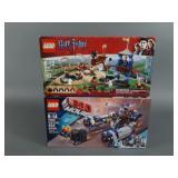 Lego Harry Potter & Movie Sets NIB Sealed