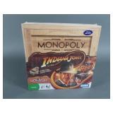 2008 Monopoly Indiana Jones Special Ed Box Set