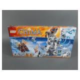 Lego Chima 70147 Sir Fangars Ice Fortress NIB
