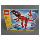 Lego Designer Prehistoric Creatures Sets NIB