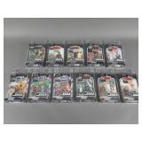 11pc Star Wars Saga Collection Figures NIP
