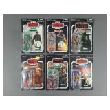 6pc Star Wars TVC Vintage Collection Figures NIP