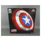 Marvel Legends 1:1 Captain America Shield w/ Box