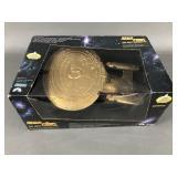 7th Anniv LE Gold USS Enterprise Star Trek TNG NIP