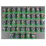 41pc Ninja Turtles TMNT Mega Bloks Minifigs NIB
