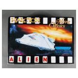 Halcyon Alien Narcissus Model Kit Unbuilt in Box