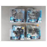 4pc McFarlane AVP Aliens v Predator Playsets NIP