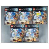 5pc Lego Bionicle 70795 Mask Maker v Skull Grinder