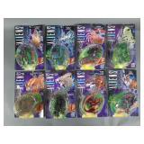 8pc Kenner Aliens Figures NIP