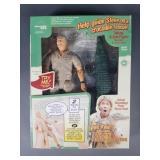 2006 Steve Irwin Figures w/ Crocodile in Box