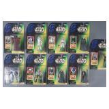 9pc Star Wars Expanded Universe Figure Set NIP