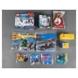 Lego Kit & Mini Figure Lot w/ Studios 1356