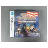 Nintendo DS Pokemon Mystery Dungeon Game SEALED