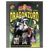 NIP Power Rangers MMPR Dragonzord Bandai 1993