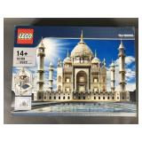 Lego Taj Mahal Kit #10189 Open Box Sealed Contents